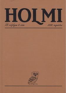 Réz Pál - Holmi 2008. augusztus [antikvár]