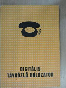 Dr. Sallai Gyula - Digitális távközlő hálózatok [antikvár]