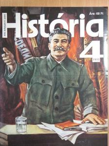 Ádám Magda - História 1995/4. [antikvár]