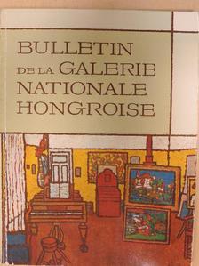 Csap Erzsébet - Bulletin de la Galerie Nationale Hongroise 1963. IV. [antikvár]