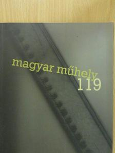György Katalin - Magyar Műhely 2001/4. [antikvár]