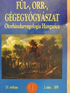 Csernoch László - Fül-, orr-, gégegyógyászat 2009/2. [antikvár]