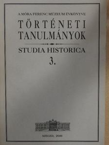 Babik Barna - Történeti tanulmányok 3. [antikvár]