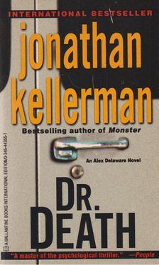 Jonathan Kellerman - Dr. Death [antikvár]