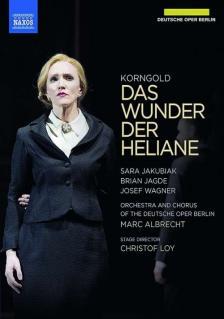 KORNGOLD - DAS WUNDER DER HELIANE DVD ALBRECHT