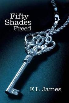 E. L. James - Fifty Shades Freed [antikvár]