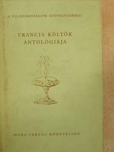 Agrippa d'Aubigné - Francia költők antológiája [antikvár]