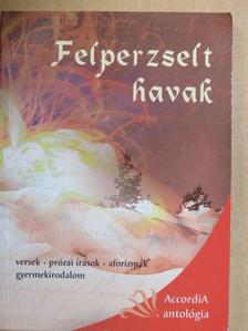 Barnás Márton - Felperzselt havak [antikvár]