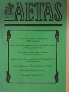 Bernard Lepetit - Aetas 1992/3. [antikvár]