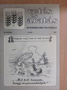Alfred Christlieb - Vetés és aratás 1990/2. [antikvár]
