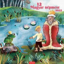 20T0098-012 - 2 MAGYAR NÉPMESE LEMEZNAPTÁR - 2020