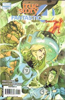Cornell, Paul, Domingues, Horacio - Fantastic Four: True Story No. 1 [antikvár]