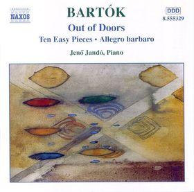 Bartók Béla - OUT OF DOORS CD
