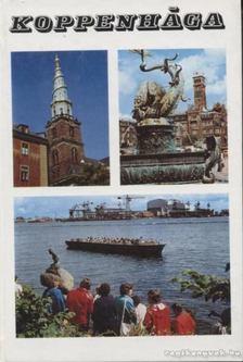 LINDNER LÁSZLÓ - Koppenhága [antikvár]