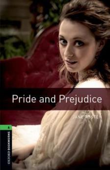 Austen Jane - PRIDE AND PREJUDICE OBW 6 (ÚJ)