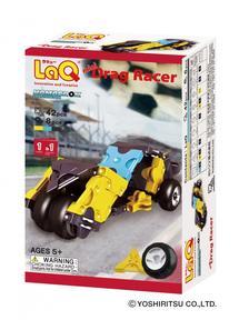 LaQ - Hamacron Constructor MINI DRAG RACER (42 db)
