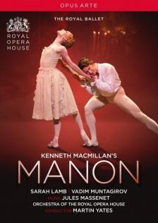 MASSENET/MACMILLAN - MANON, YATES DVD
