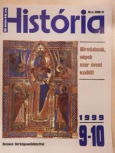 Kristó Gyula - História 1999/9-10. [antikvár]