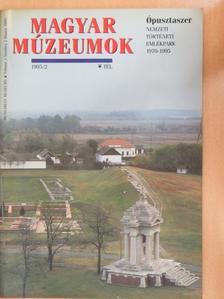 András Lászlóné - Magyar Múzeumok 1995. tél [antikvár]
