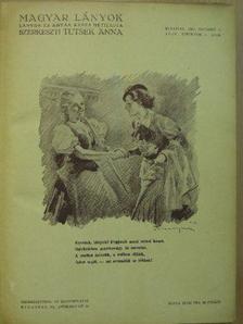 Beczássy Judit - Magyar Lányok 1937. október 3.-1938. szeptember 25. [antikvár]