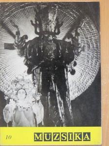 Albert István - Muzsika 1965. október [antikvár]