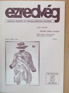 Ady Endre - Ezredvég 1998. május [antikvár]