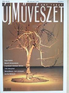 Bajkay Éva - Új Művészet 2003. július [antikvár]