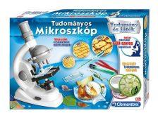 Tudomány és Játék - Tudományos Mikroszkóp