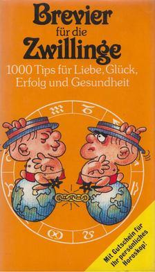 Fidelsberger, Heinz - Brevier für die Zwillinge [antikvár]