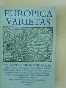 Szepsi Csombor Márton - Europica Varietas [antikvár]