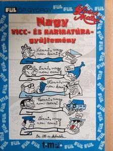 Fülöp György - Nagy vicc- és karikatúragyűjtemény [antikvár]
