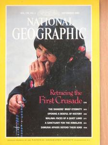Cathy Newman - National Geographic September 1989 [antikvár]