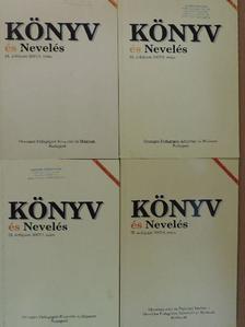 Adamikné Jászó Anna - Könyv és nevelés 2007/1-4. [antikvár]