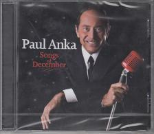 SONGS OF DECEMBER CD PAUL ANKA