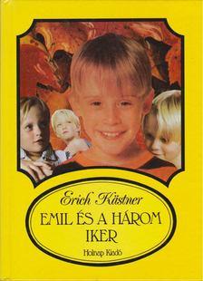 Erich Kästner - Emil és a három iker [antikvár]