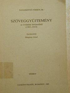 A. Breton - Szöveggyűjtemény az irodalom történetéből [antikvár]