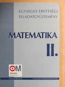 Hortobágyi István - Matematika II. [antikvár]
