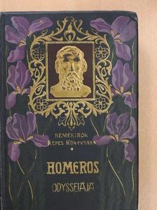 Homeros - Homeros Odysseiája [antikvár]