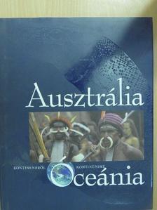 Vojnits András - Ausztrália és Óceánia - CD-vel [antikvár]