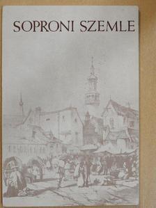 Boronkai Szabolcs - Soproni Szemle 1997/3. [antikvár]
