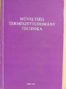 Adonyi Zoltán - Műveltség, természettudomány, technika [antikvár]