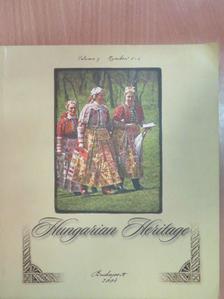 Bánszky Pál - Hungarian Heritage 2004/1-2. [antikvár]