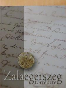 Béres Katalin - Zalaegerszeg története [antikvár]