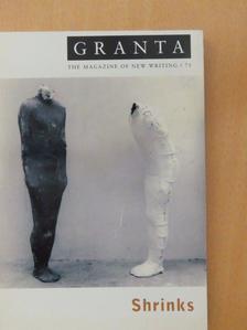 Edmund White - Granta - The Magazine of New Writing 71, Autumn 2000 [antikvár]