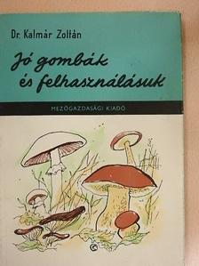 Dr. Kalmár Zoltán - Jó gombák és felhasználásuk [antikvár]