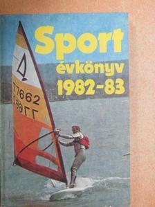 Antal Zoltán - Sport évkönyv 1982-83 [antikvár]
