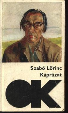 Szabó Lőrinc - Káprázat [antikvár]