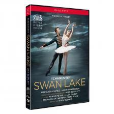 TCHAIKOVSKY/SCARLETT - SWAN LAKE DVD NUNEZ, MUNTAGIROV,KESSELS