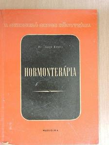 Dr. Góth Endre - Hormonterápia [antikvár]