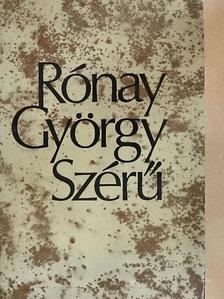 Rónay György - Szérű [antikvár]